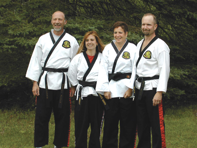 Successful Test to Black Belt